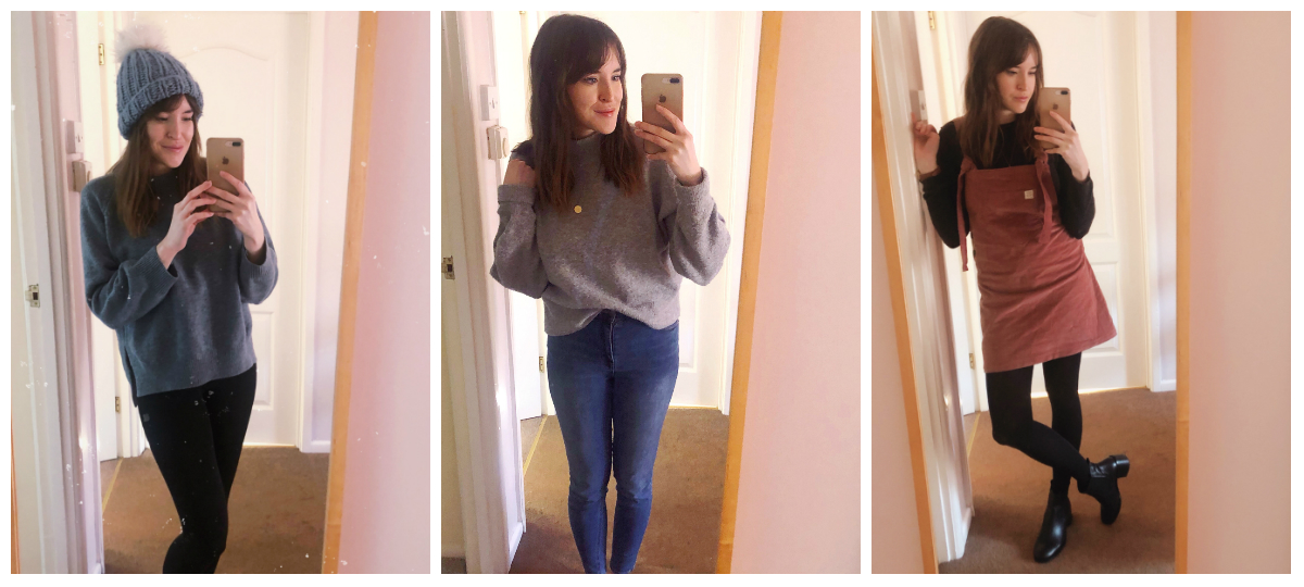 My capsule wardrobe challenge: First thoughts