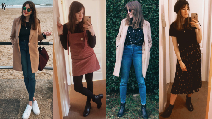 What I learned from wearing the same clothes for a month