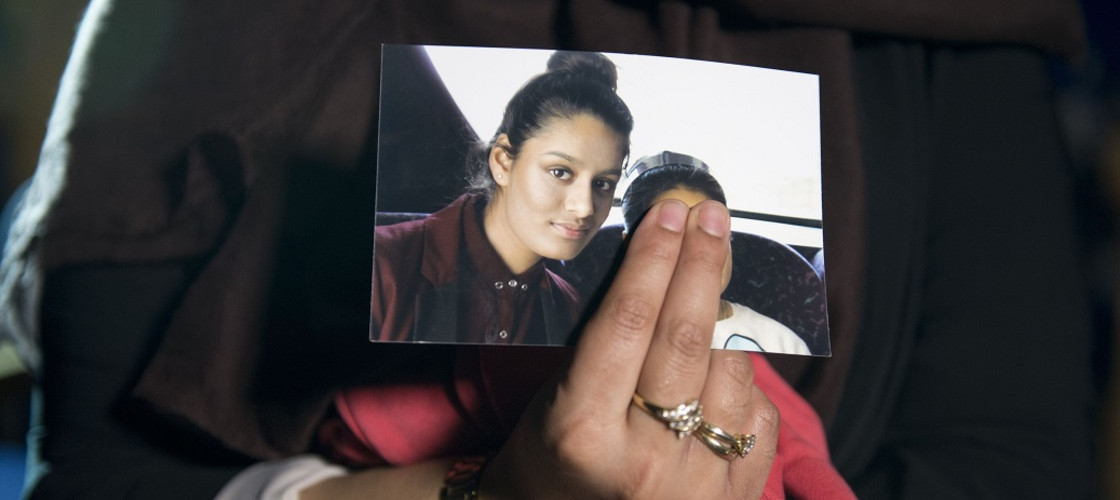 The curious case of Shamima Begum